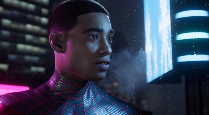 Spider-Man: Miles Morales é anunciado