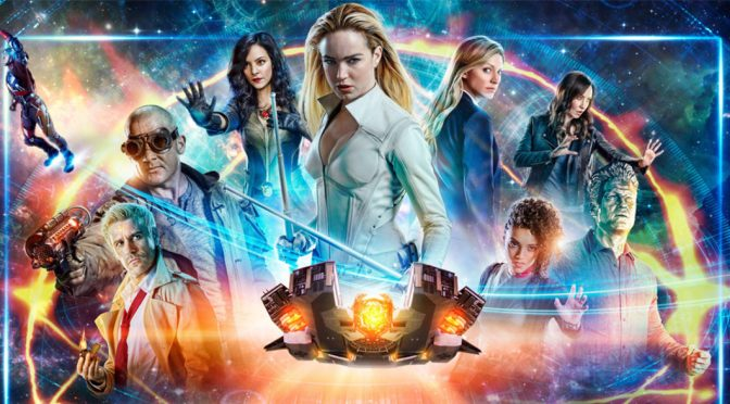 Crítica: Legends of Tomorrow (5ª temporada)