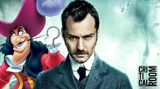 Jude Law será o Capitão Gancho em novo filme da Disney