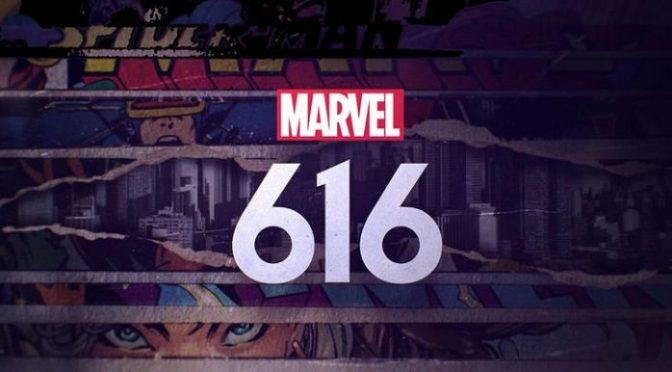 SDCC20 | Uma olhada mais de perto em Marvel 616