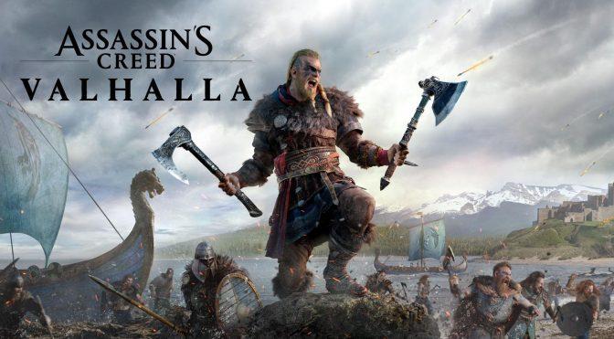 Assassin's Creed Valhalla ganha possível data de lançamento