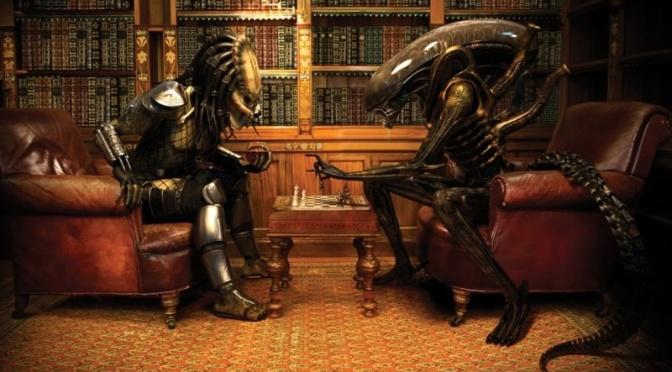 Alien e Predador ganham teaser nas páginas de Vingadores