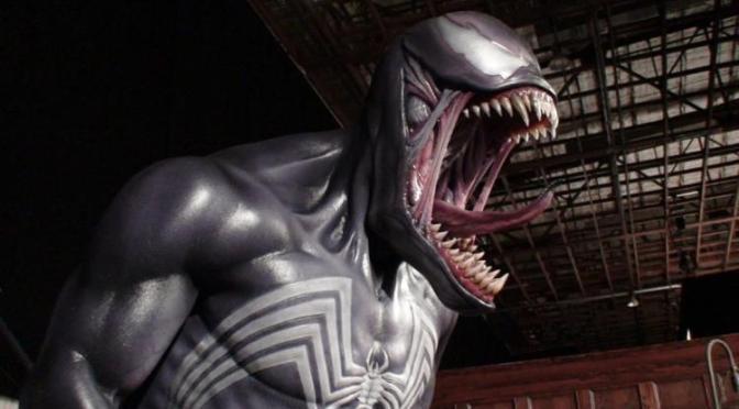 Homem-Aranha 3 | Visual descartado de Venom é revelado