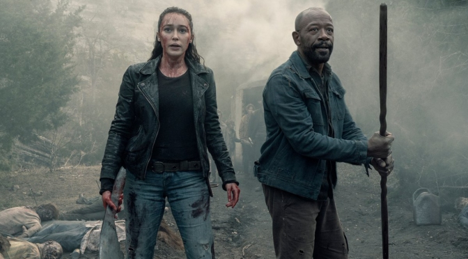 SDCC 2020 | 6ª temporada de Fear the Walking Dead ganha teaser e data de estreia