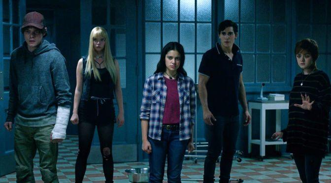 SDCC20 | Cena de abertura de Os Novos Mutantes é divulgada