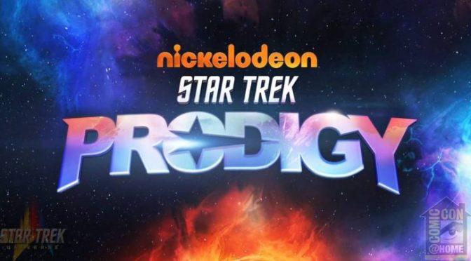 SDCC20 | Star Trek ganha nova animação