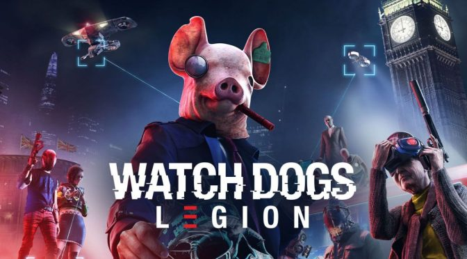 Ubisoft Forward | Watch Dogs Legion ganha trailer e data de lançamento