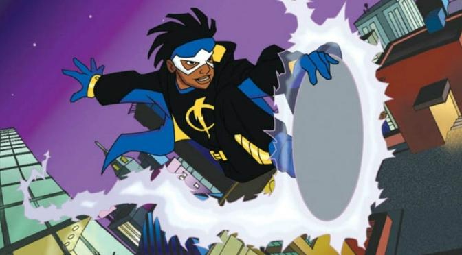 DC FanDome   DC Comics está desenvolvendo um filme do Super-Choque