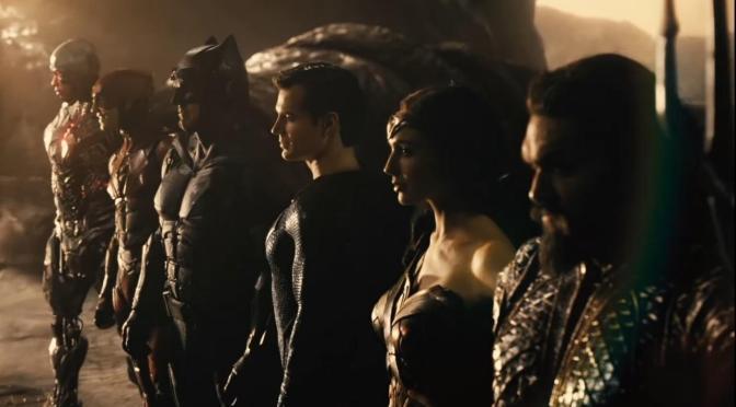 DC FanDome | Liga da Justiça de Zack Snyder ganha novo trailer [Atualizada]