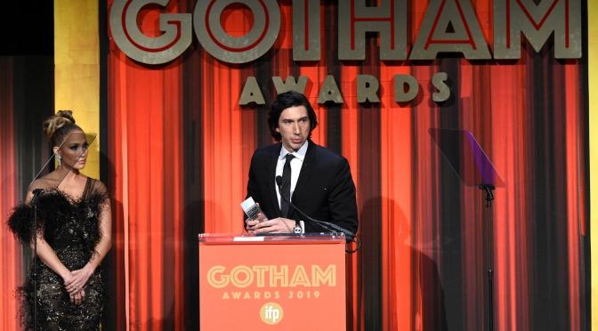 Gotham Awards é adiado para início de 2021