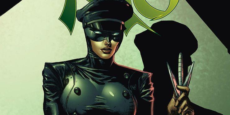 Green-Hornet-Female-Kato-Comic