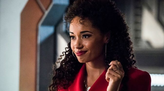 Olivia Swann vira regular para a 6ª temporada de Legends of Tomorrow