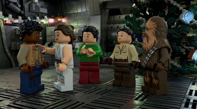 'Lego Star Wars: Especial de Natal' chegará em novembro na Disney+