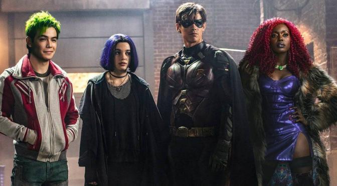 DC FanDome | 3ª temporada de Titãs ganha novidades