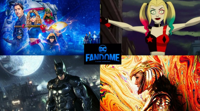 DC FanDome | Gal Gadot, Matt Reeves e muitos outros estarão no evento; confira
