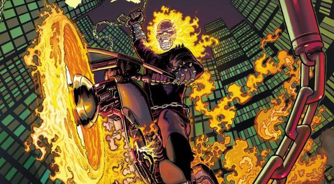 Marvel cancela série mensal do Motoqueiro Fantasma
