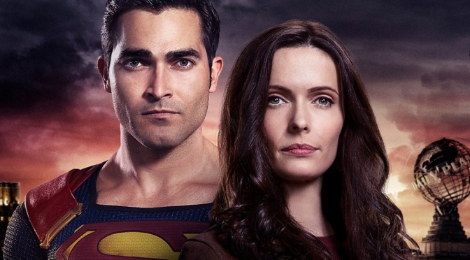 Superman & Lois ganha nova imagem promocional