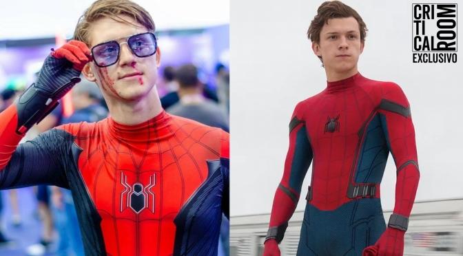 Tom Holland brasileiro? Cosplayer fala sobre o Homem-Aranha e seu trabalho [Exclusivo]