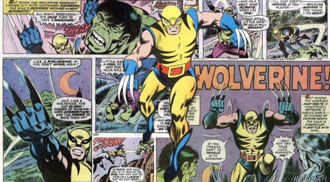 Semana Heroica #4 | A primeira aparição do Wolverine nos quadrinhos