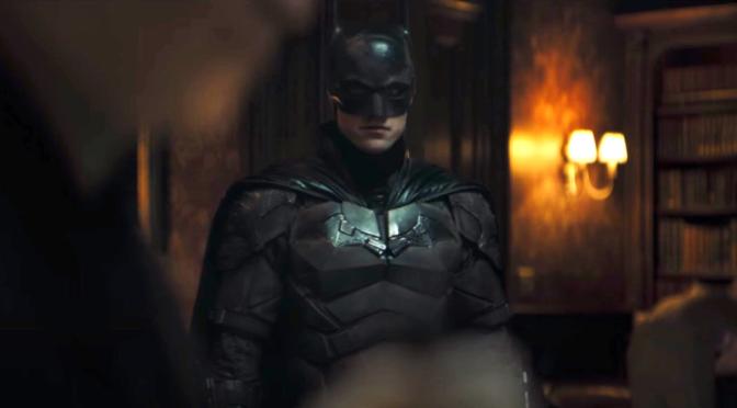 Produção de The Batman é retomada no Reino Unido