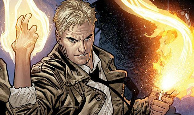 Semana Heroica #4 | A primeira aparição de John Constantine