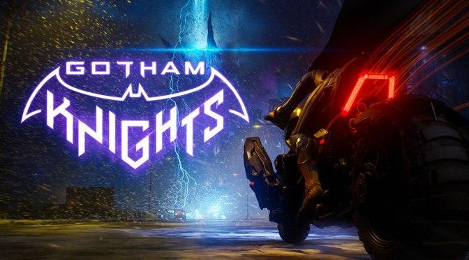 Confira novas imagens de Gotham Knights