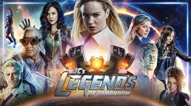 DC FanDome | 6ª temporada de Legends of Tomorrow ganha detalhes e nova atriz
