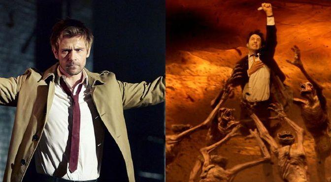 Semana Heroica #6 | Qual é o melhor intérprete  do Constantine?