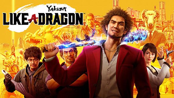 Yakuza: Like a Dragon ganha data de lançamento para o PS5