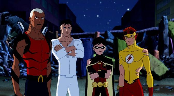 DC FanDome | Justiça Jovem ganha logo e nome para 4ª temporada