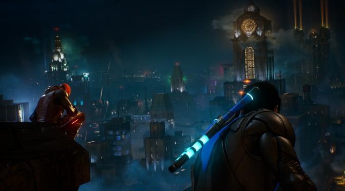 Gotham Knights ganha nova arte conceitual