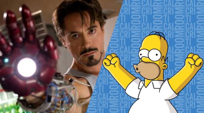 Os Simpsons | Nova temporada faz homenagem ao Homem de Ferro; confira