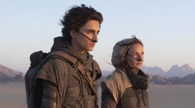Duna | Filme é adiado para 2021 pela Warner Bros