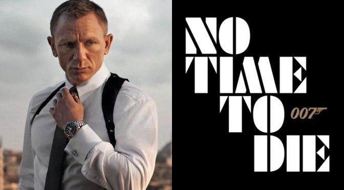 007 – Sem Tempo Para Morrer é adiado para 2021