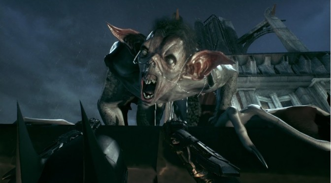 O Easter-Egg de Batman: Arkham Knight no Halloween