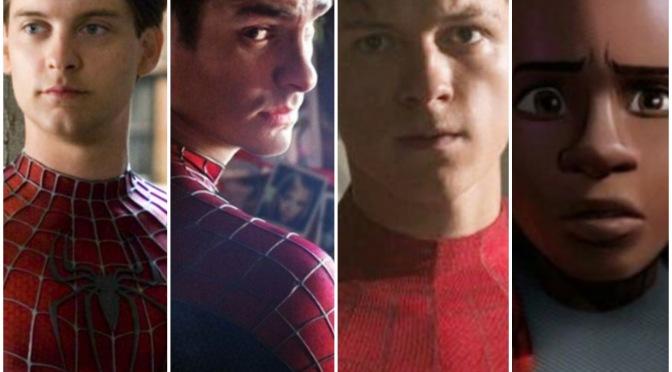 Semana Heroica #6 | Homem-Aranha: Do Pior ao Melhor Filme