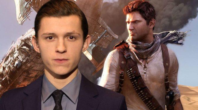 Uncharted | Tom Holland revela visual de Nathan Drake em primeira imagem!