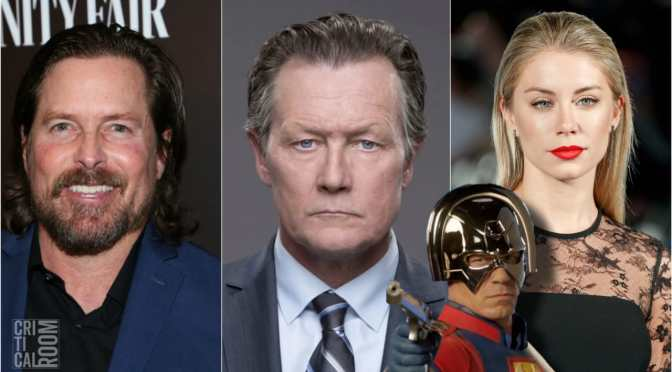 Chris Conrad, Jennifer Holland e Robert Patrick entram para o elenco de Pacificador