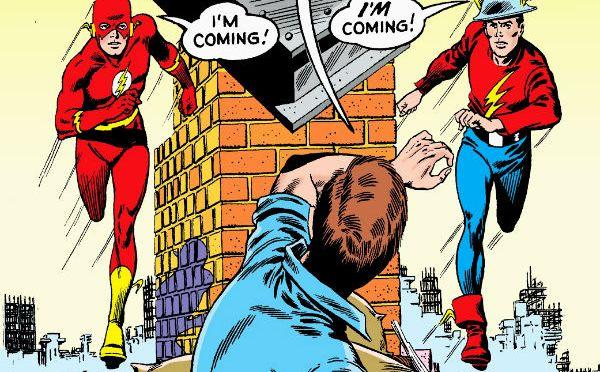 Semana Heroica #3 | A importância de Flash de Dois Mundos