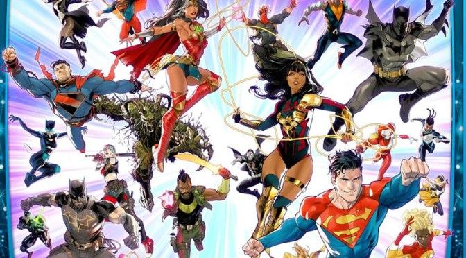 Liga da Justiça ganha nova capa para o DC Future State