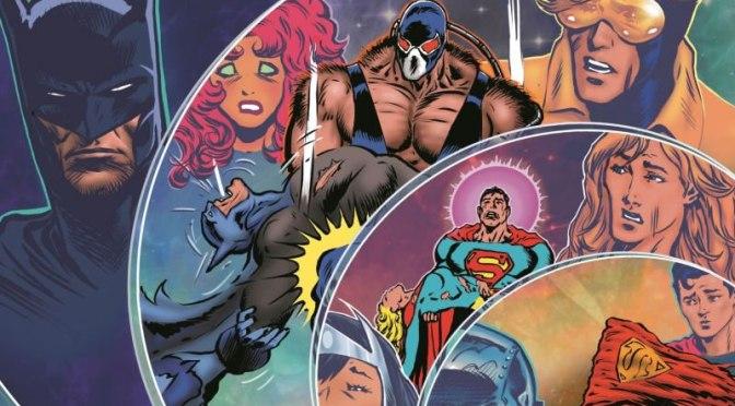 Generations: Forged #1 | Novo quadrinho da DC ganha detalhes e trará velho inimigo