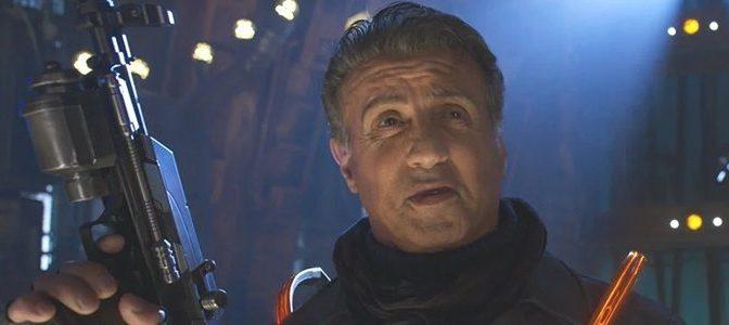 Sylvester Stallone se junta ao elenco de O Esquadrão Suicida