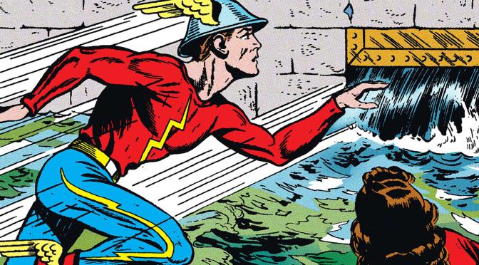 Semana Heroica #7 | Review: Flash Comics #1