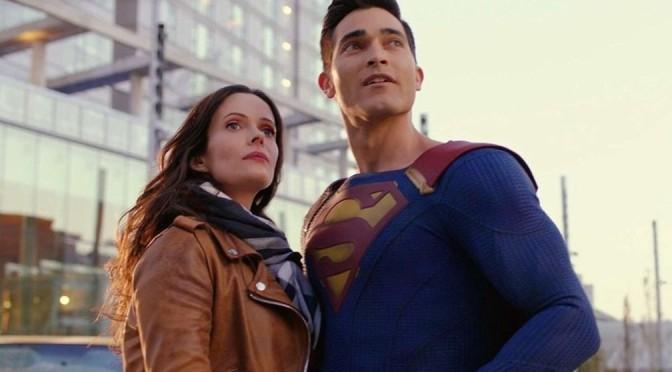 Superman & Lois | Superman terá novo traje para a série