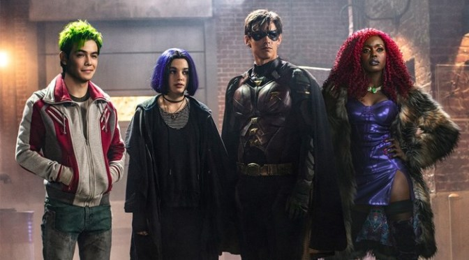 Titãs | Estelar ganha novo traje para a 3ª temporada