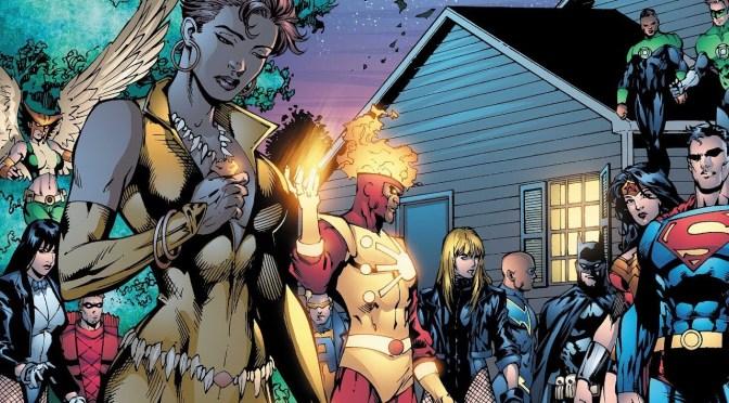 DC anuncia Truth & Justice, nova série de antologia de quadrinhos