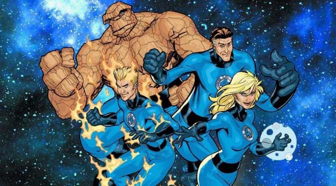 Rumor: Quarteto Fantástico pode chegar em 2023