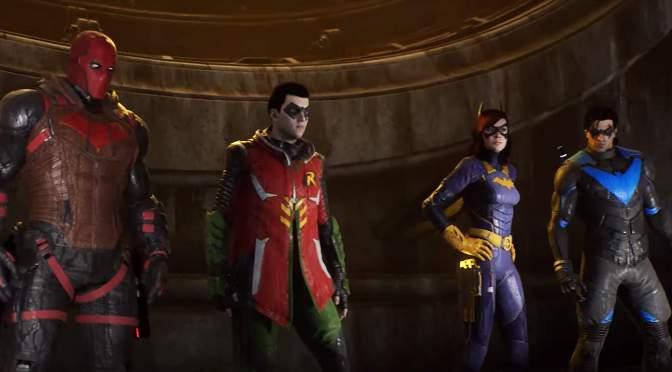 Gotham Knights pode ser lançado no inverno de 2021