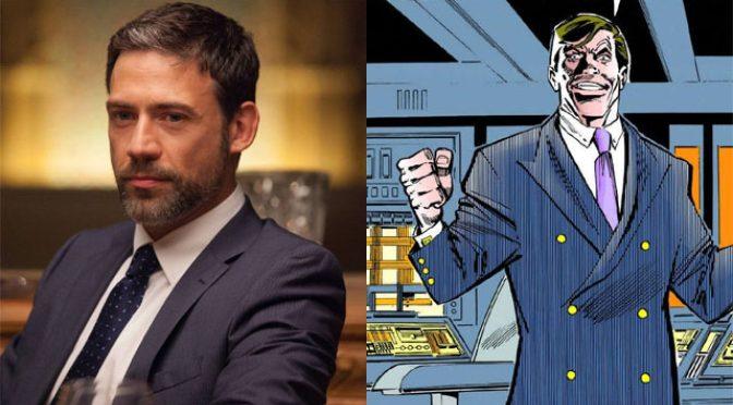 Adam Rayner entra para o elenco de Superman & Lois