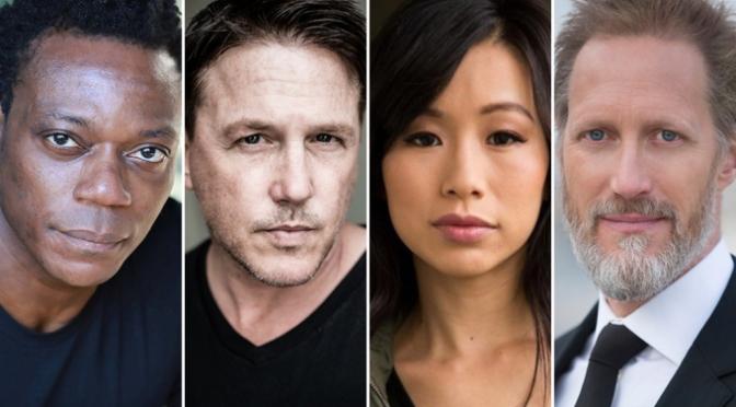 Quatro novos atores entram para o elenco de Pacificador